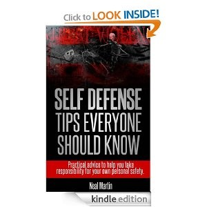 Self Defense Tips Neal Martin