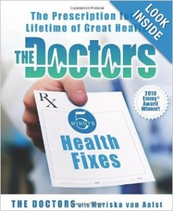 Doctors 5 min health fixes