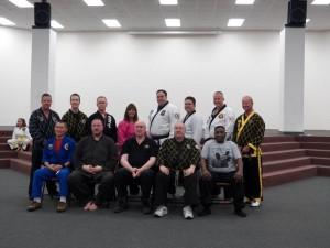 2015 KMAF Instructors