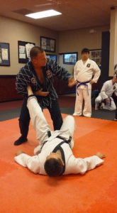 2016 Korean Martial Art Festival Friday with Calvin Longton and Alain Burrese