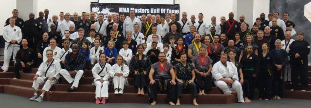 2016 Korean Martial Art Festival Saturday group