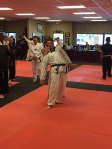 2016 Korean Martial Art Festival Sunday with Alain Burrese