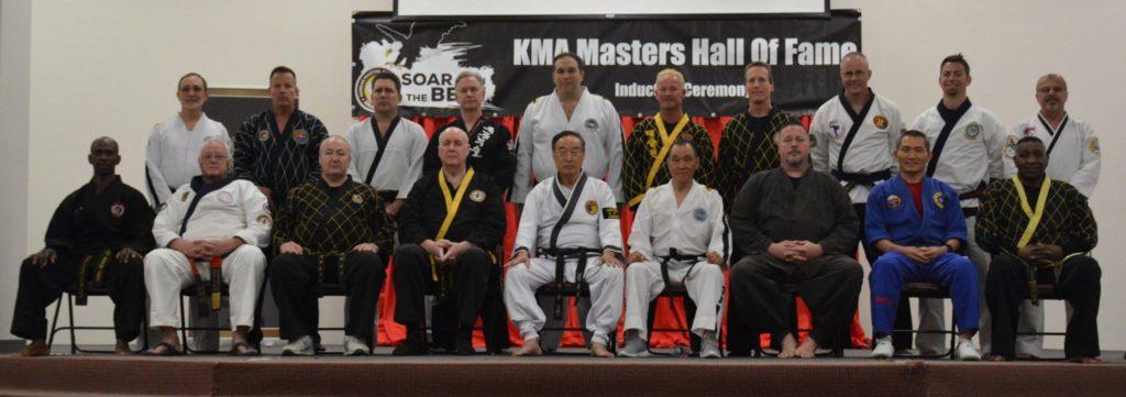 2016 Korean Martial Arts Festival instructors