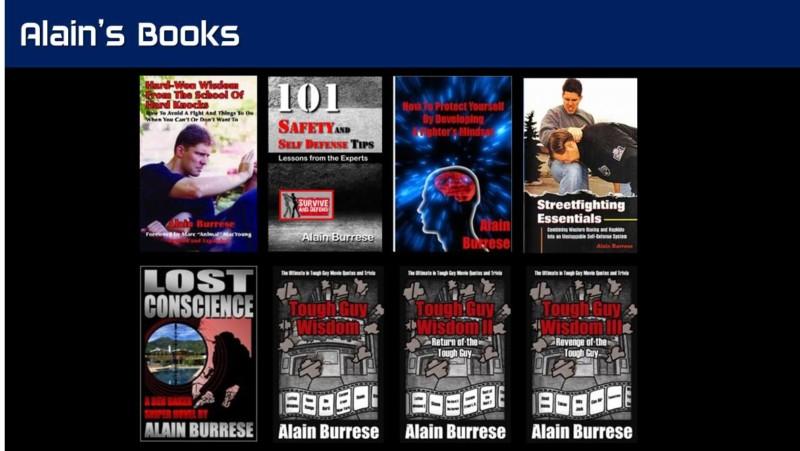 AlainBurrese-Books