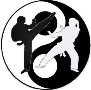 Martial Arts Yin Yang